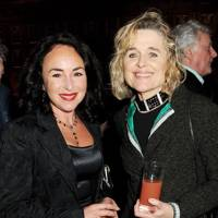 Samantha Spiro and Sinead Cusack