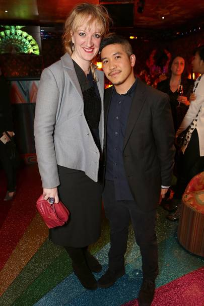 Camilla Morton and Thakoon Panichgul