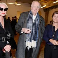 Amanda Eliasch, Sir Tim Rice and Lady Lyall Grant