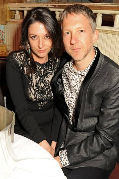Mary McCartney and Jefferson Hack