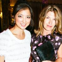 Michelle Yue and Kathryn Raphael