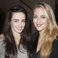 Laura Donnelly and Miranda Raison