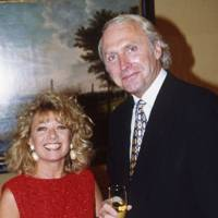 Elaine Paige and Christopher Lawrence-Price