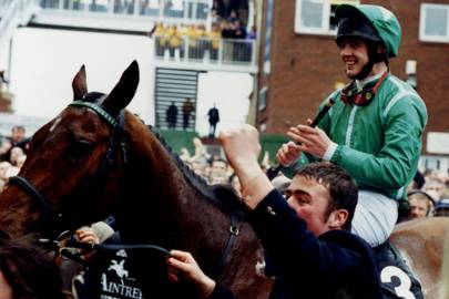 Papillon with Ruby Walsh