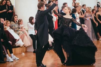 Sergey Dyachkov and Sofya Evstigneyeva