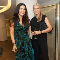 Sagra Maceira de Rosen and Amanda Wakeley
