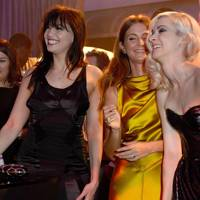 Daisy Lowe, Millie Mackintosh and Portia Freeman