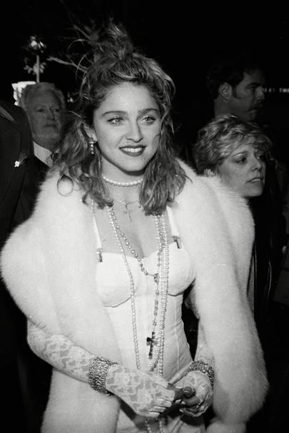 Desperately Seeking Susan premiere, 1985
