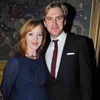 Susie Hariet and Dan Stevens