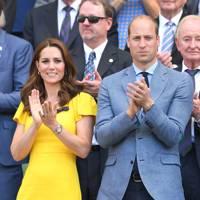The Duchess of Cambridge and the Duke of Cambridge