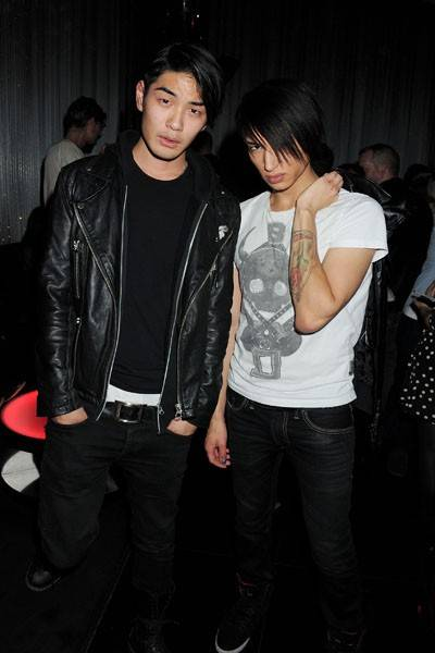 Tomo Kurata and Natt Weller