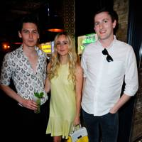George Craig, Diana Vickers and Terry Edwards