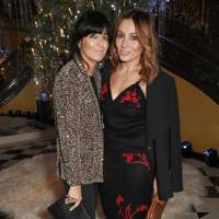 Claudia Winkleman and Narmina Marandi