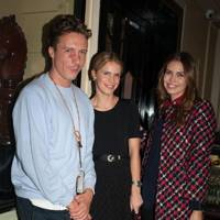 Cyprien Gaillard, Eugenie Niarchos and Dasha Zhukova