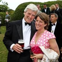 John Hoddinott and Lady Henrietta Stroyan