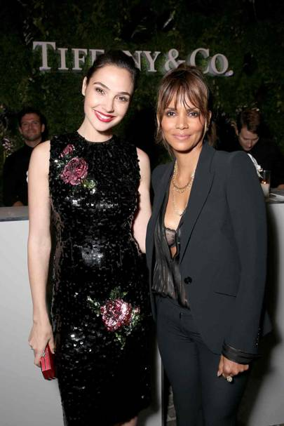 Gal Gadot and Halle Berry