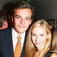 Freddie Coleridge and Hermione Corfield