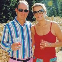 Fredrik Ljungstrom and Mrs Fredrik Ljungstrom