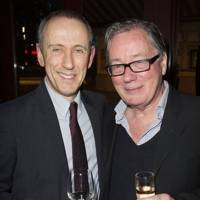 Nicholas Hytner and Jeff Rawle