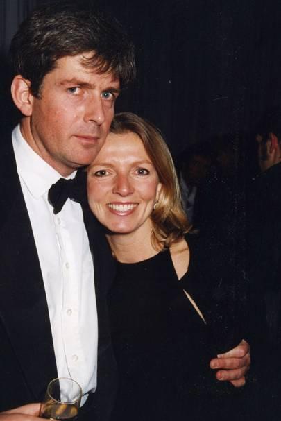 Christopher Fordham and Mrs Rob Fuller