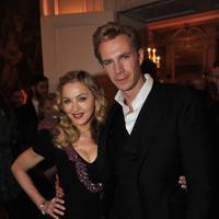 Madonna and James D'Arcy