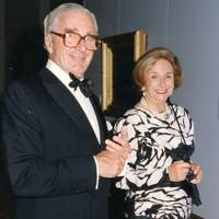 Sir Patrick Sergeant and Elene de Saint-Phalle