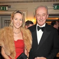 The Duchess of Roxburghe and the Duke of Roxburghe