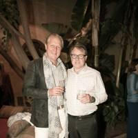 James McBride and Ben Hughes