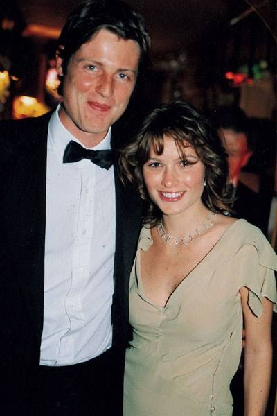 Mr and Mrs Zac Goldsmith