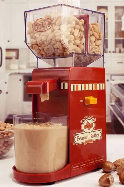 Peanut-butter maker