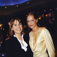 The Hon Mrs Montgomery and Trinny Woodall