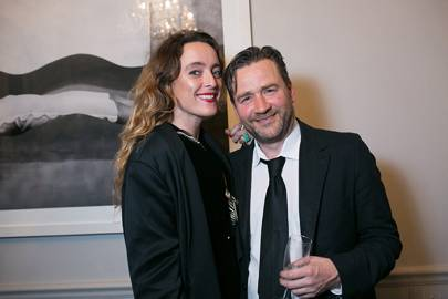 Alice Temperley and Julian Marshall
