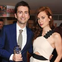 David Tennant and Vanessa Kirby