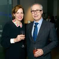 Darcey Bussell and Jon Zammett