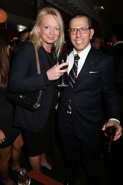 Karin Swerink and Jonathan Newhouse