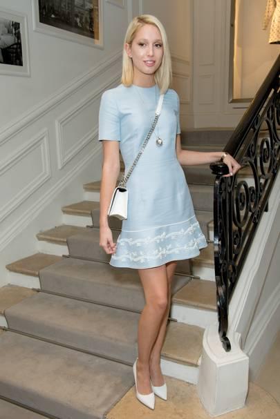 Princess Maria-Olympia of Greece, 2016.