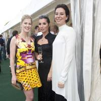 Rosamund Pike, Grace Woodward and Kristina Blahnik