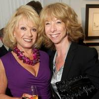Elaine Paige and Helen Worth