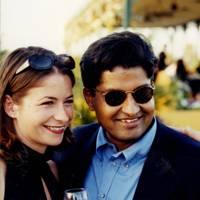 Mrs Satish Seemar and Satish Seemar