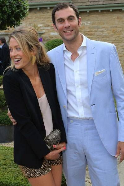 Rose Van Cutsem and Hugh Van Cutsem