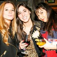 Charlotte Cowen, Antonia Packard and Rafaela Van der Heyden