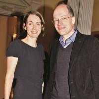 Charlotte de Botton and Alain de Botton