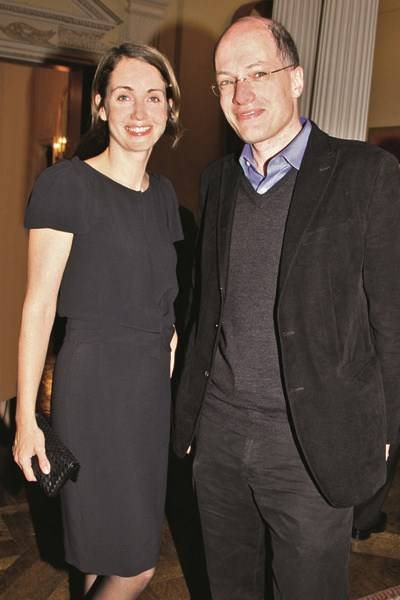 Charlotte de Botton and Alain de Botton