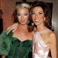 Tamara Beckwith and Heather Kerzner