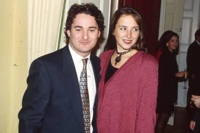 Steven Davis and Mrs Steven Davis