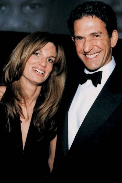 Jemima Khan and James Rubin