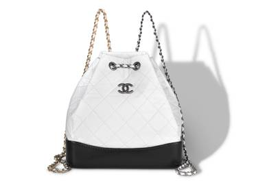 BACKPACK OF THE YEAR: CHANEL
