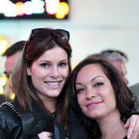 Charlotte Burkeman and Natasha Archdale