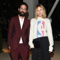Greg Chait and Dree Hemingway