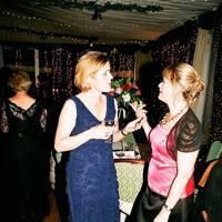 Iona Lawson and Lady Georgina Bullough